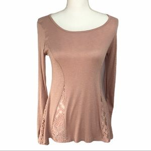 Hippie Rose Blouse Size Small